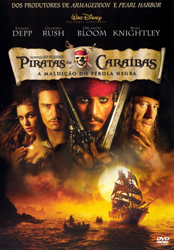 Piratas das Caraíbas: A Maldição do Pérola Negra
